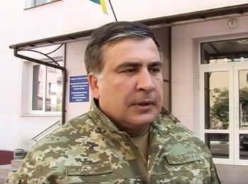 "Saakashvili: ""Odessa destroys the stereotypes of Russian propaganda"""
