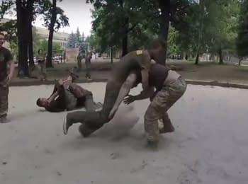 """Regiment """"Azov"""": Spartan 12"""