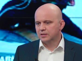 """Переворот в """"ДНР"""" – це спектакль, — Тандіт"""