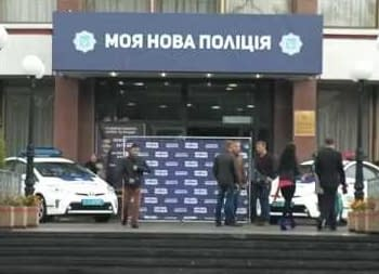 Recruitment into the patrol police started in Vinnytsya