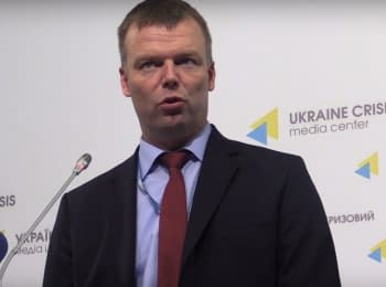 """""DPR"" doesn't allow the OSCE to the south of Donetsk region"" - Alexander Hug"