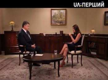 """""""Prime Time"""". President Poroshenko"""