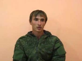 Российский военный и его брат задержаны при попытке незаконного пересечения границы Украины, ч. 2