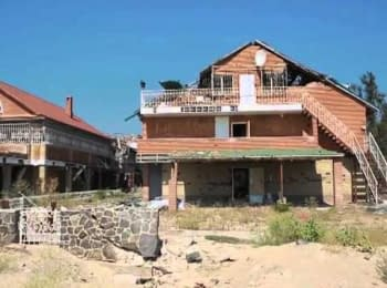 Селище Широкине не підлягає відновленню