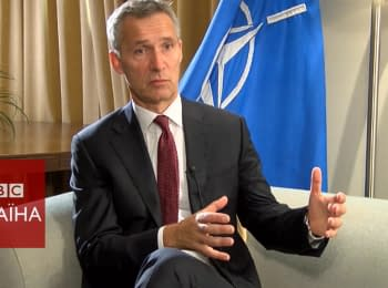 "Stoltenberg: ""Support for Ukraine's sovereignty can not provoke anyone"""