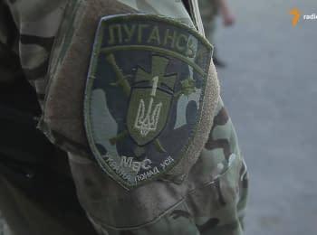 У Щасті та Станиці Луганській міліція знову патрулює вулиці