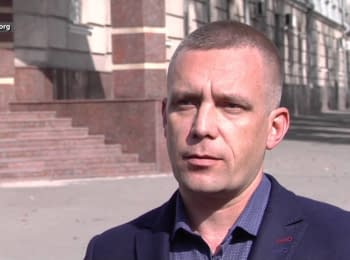 Explosion in Kherson SBU considers a terrorist attack