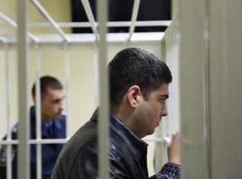 Печерський суд заарештував Калиновського на два місяці