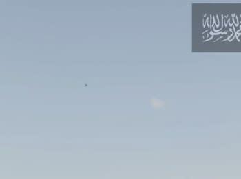 Сирийские повстанцы заявляют о сбитом российском штурмовике СУ-25