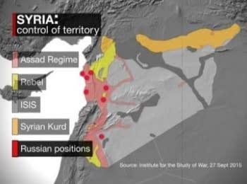 Российские авиаудары: кто и против кого воюет в Сирии?