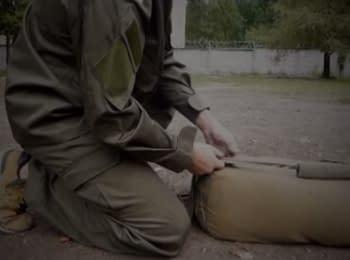"""Regiment """"Azov"""": Spartan 13"""