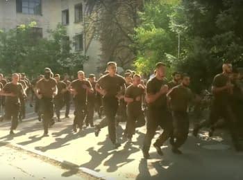 """Regiment """"Azov"""": Spartan 14"""