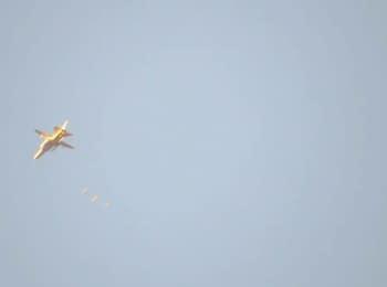 Удари російської авіації в Сирії
