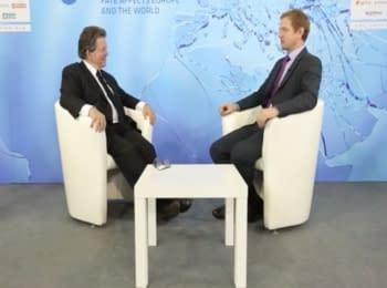 Interview with american economist Arthur Laffer