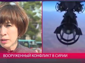 """Тільки два удари з 57, скоєних російською авіацією в Сирії, були завдані по """"ІДІЛ"""""""