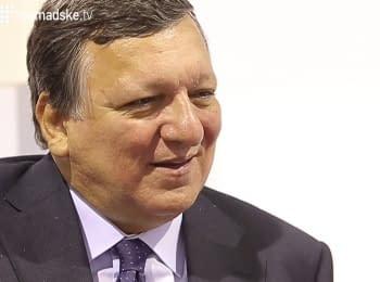 Жозе Мануэл Баррозу о Путине, аннексии Крыма и общении с Януковичем
