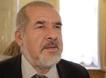 Рефат Чубаров о свободной экономической зоне Крыма и голосовании переселенцев