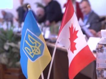 Співпраця України та Канади у сфері реабілітації бійців АТО