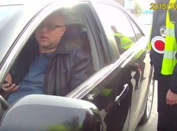 ДТП за участю п'яного аташе Посольства РФ