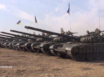 """""""Донбасс. Реалии"""": Отвод военной техники - перемирие или передышка?"""