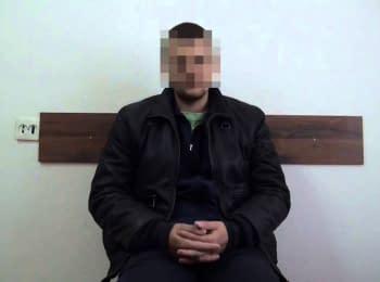 СБУ затримала злоумисників за поширення антиукраїнської символіки