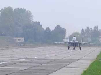 "Ukrainian-Polish training ""Safe sky - 2015"""