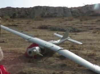 FSA shot down Russian Orlan-10 drone near Aleppo