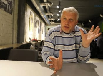 "Pavel Sheremet: ""collective Lukashenko"" holds Belarus in a cocoon of barbed wire"