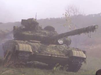 Солдати про відведення танків з-під Дебальцевого