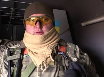Жители Красногоровки привыкают к жизни без обстрелов