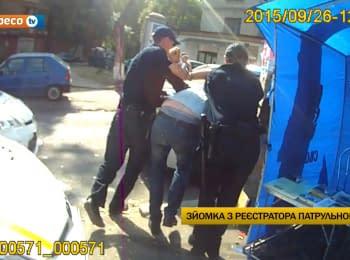 "Поліцейське реаліті-шоу ""Патруль"" від 21.10.2015"