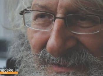Політичний біженець з Росії зупинився у Львові