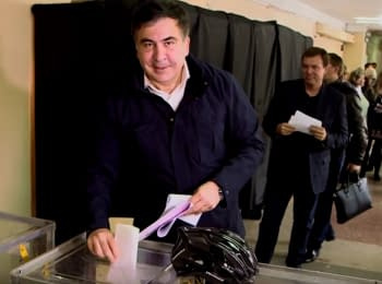 Saakashvili: It is important to go and vote