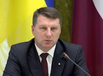 Президент Латвії про санкції проти Росії та співпрацю з Україною