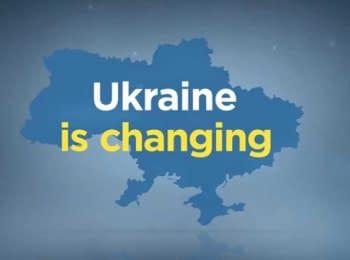 (English) Ukraine is changing