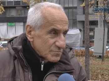 "Russian activist V. Ionov: ""We are beaten on our own taxes!"""