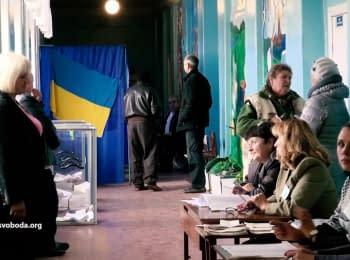 """""""Донбасс. Реалии: Местные выборы - гранаты и испорченные бюллетени"""