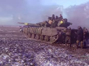 Battles for Debaltseve, January 2015