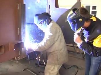 Бронетанковый завод приглашает на работу участников АТО