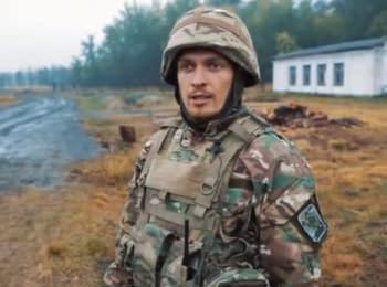 Александр Усик посетил украинских пограничников