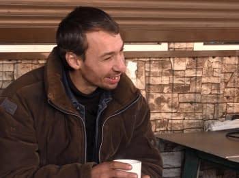 """Год в подвале """"ДНР"""" - история Карата из Ташкента"""