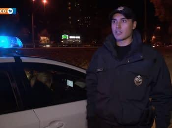 "Поліцейське реаліті-шоу ""Патруль"" від 06.11.2015"