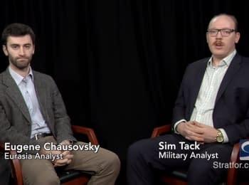 (English) Обговорення української кризи і Мінських угод на Stratfor