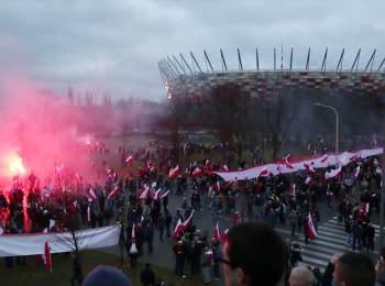Як Польща святкувала День незалежності