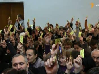 Споры вокруг переименования улиц в Харькове
