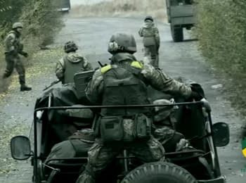 Десант, загартований в АТО: 25-а бригада