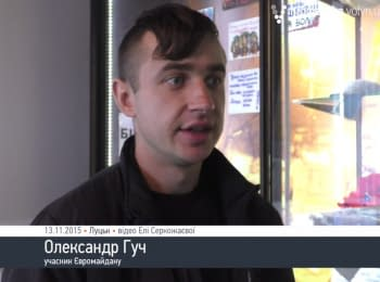"""At the Maidan ukrainians understood who they are"" - ""Pegasus"""