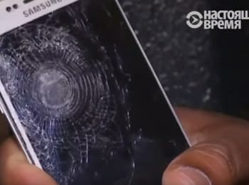 """Mobile phone saved me from death"" - witness of explosions at stadium in Paris"