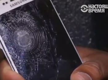 """""""Від смерті мене врятував мобільний телефон"""" - очевидець вибухів на стадіоні в Парижі"""
