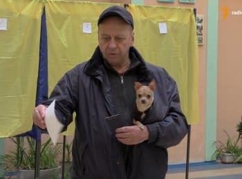 Пусть выполнят половину того, что обещали - избиратели в Киеве